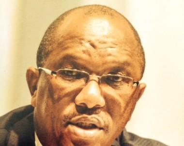 Kimi Makwetu, South Africa's  Auditor-General