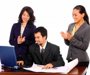 Happy employees improves productivity