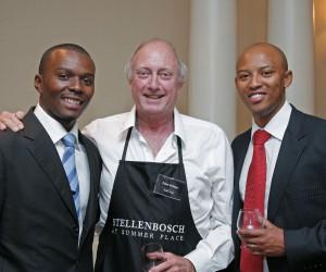Mpumi Bomvana (left) with winemaker Dave Hidden of Hidden Valley Wines & Israel Skosana (right).jpg