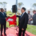 Premier David Makhurs and Steyn City Properties CEO Giuseppe Plumari officially opening Steyn City.jpg
